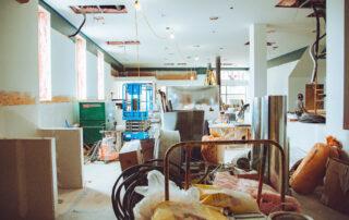 Year-long renovation